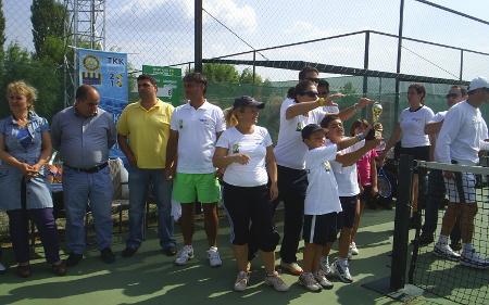 Ротари организира хуманитарен тениски турнир