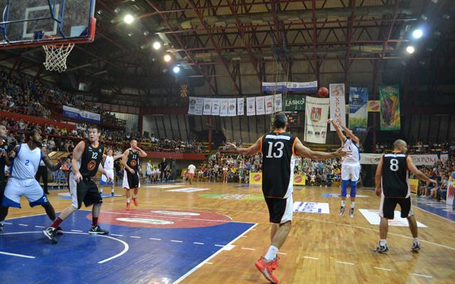 Куманово дебитираше со победа пред домашна публика