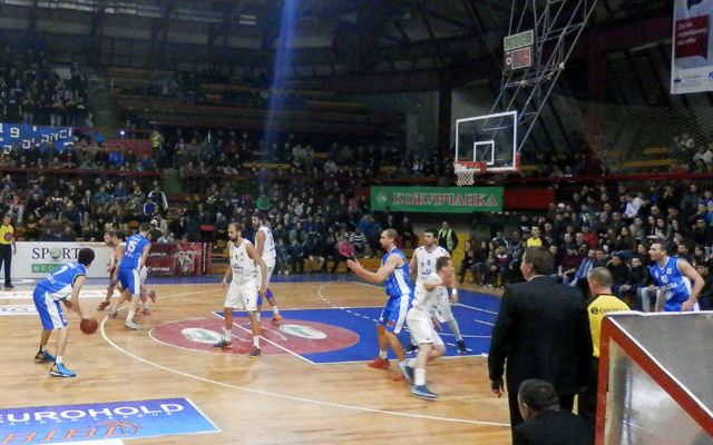 Куманово ја забележа првата победа во БИБЛ лигата