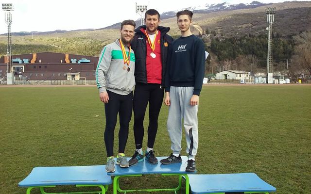 АК Куманово имаше успешен настап во фрлачки дисциплини