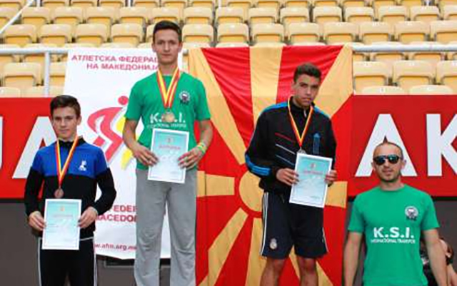 АК Куманово доминираше на Државното пионерско првенство