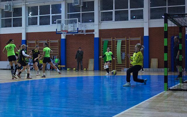 ЖРК Куманово ја забележа првата победа