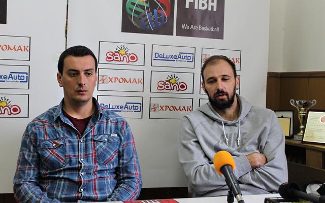 Давидовиќ: МЗТ е на колена, ве молиме навивајте фер и спортски