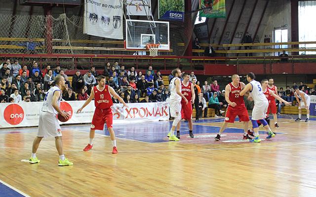 Денеска започнува Првата кошаркарска лига