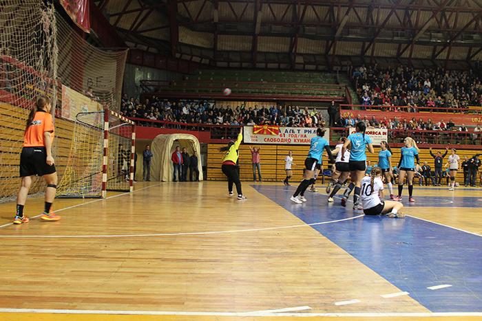 МРК и ЖРК Куманово победија на домашен терен