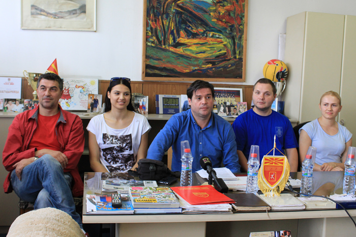 ЖРК Куманово: Бараме средства да се натпреваруваме, ветуваме вистинско претставување на градот