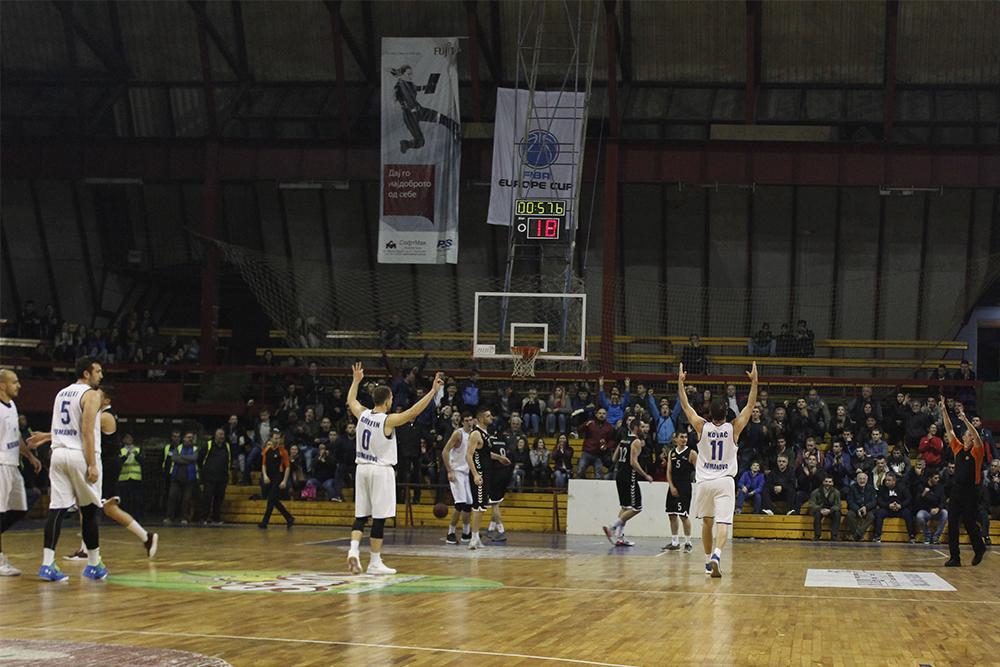 Куманово денеска го пречекува АВ Охрид
