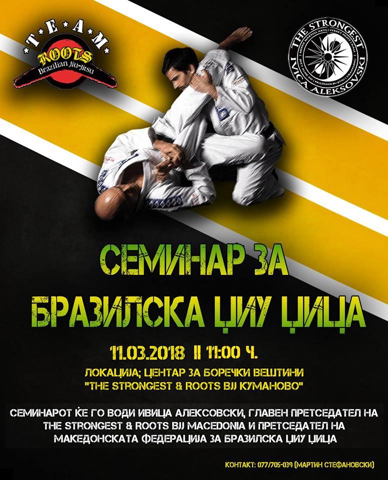 Кумановските џиу-џицу борци имаа одличен настап во Ниш