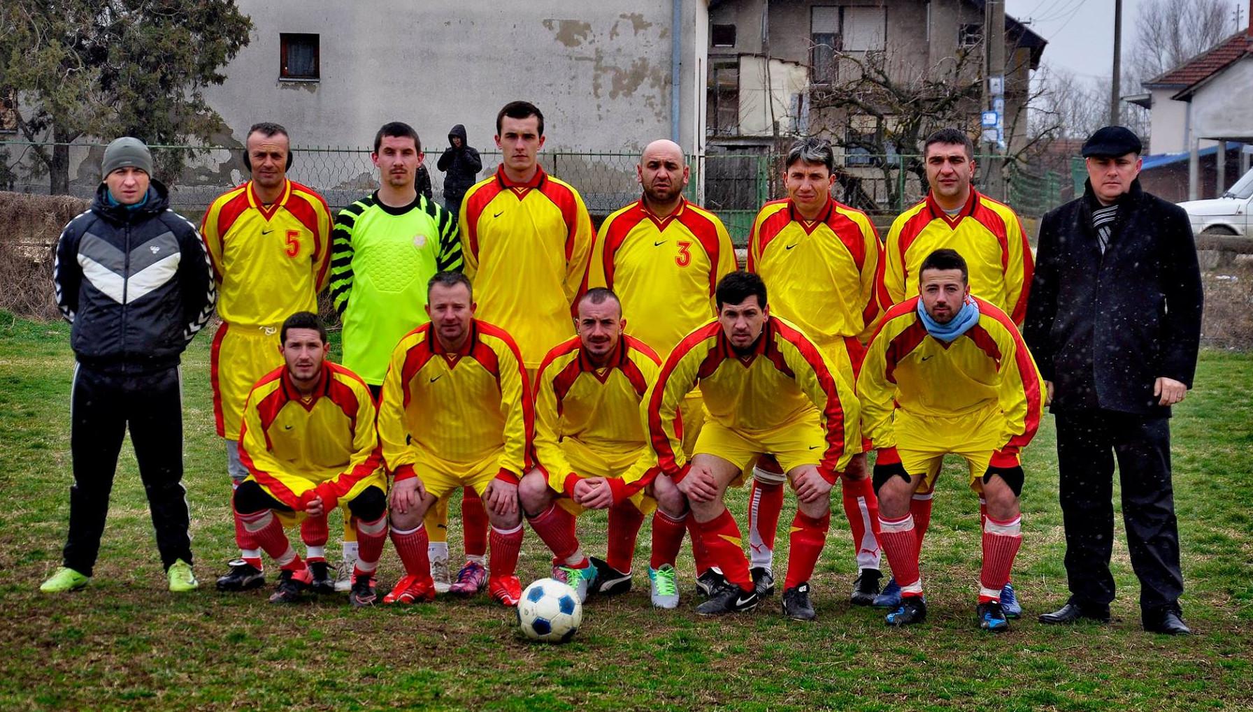 ФК Карпош 93 прв на турнир во Лесковац