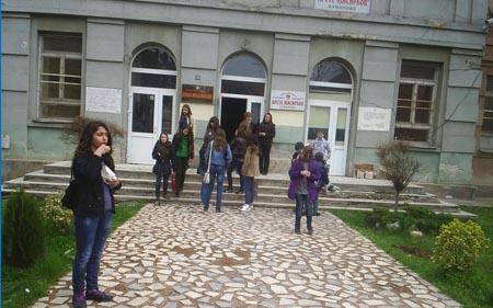 """Општински натпревар по математика во """"Браќа Миладиновци"""""""