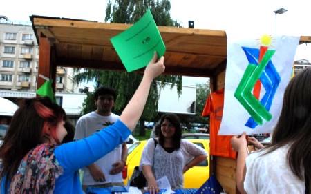 ЦИД организираше тренинг за младински граѓански активизам