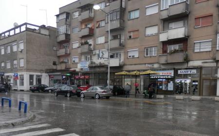Во Куманово наврна 44 литри дожд