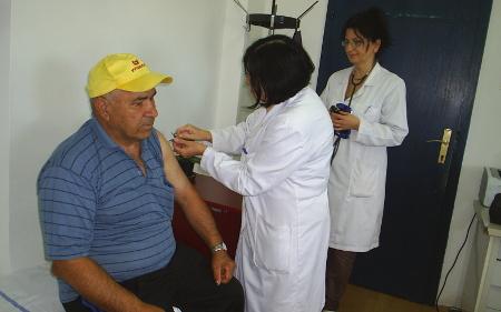 Од понеделник вакцинација против сезонски грип
