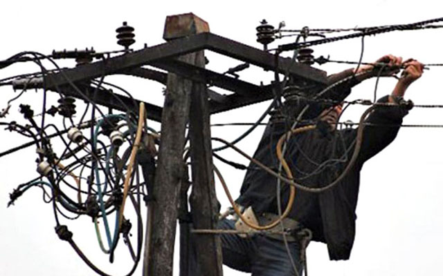 Нема струја во Стрновац