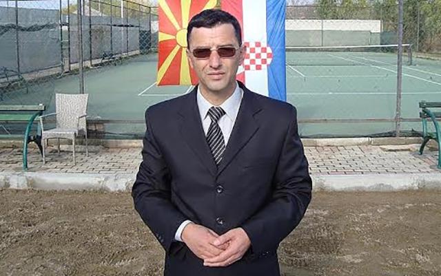 Реизбран претседателот на Здружението на Хрвати