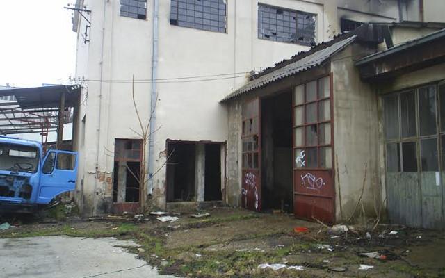 """Пожар во архивата на """"Житомел"""""""