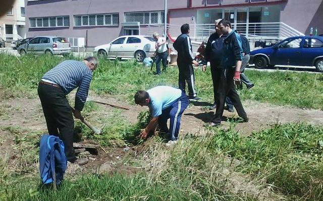 Еколошки акции на Кумановски акцијаши