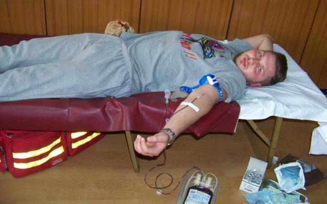 Вонредна крводарителска акција во вторник