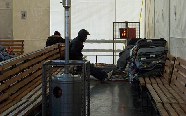 Мигранти од Лојане сместени на Табановце- еден повреден