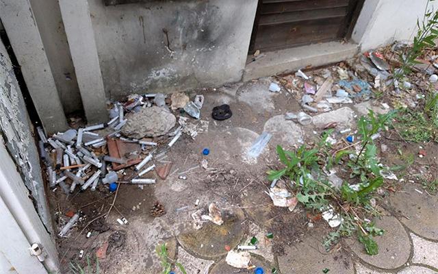 """""""Металци"""" го исчистиа трговскиот центар во """"Гоце Делчев"""""""