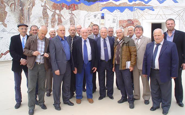 Ветераните од Бугарија на гости во Куманово