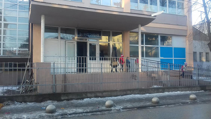 Хигиеничар нападнал директор на основно училиште
