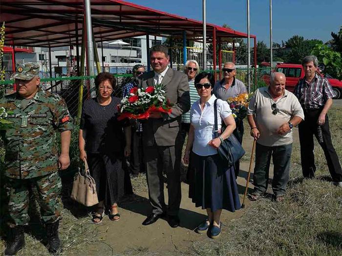 Одбележана годишнината од излегувањето Вториот партизански одред