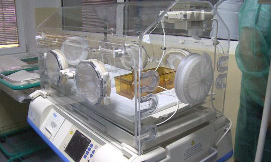 Кумановската болница доби инкубатор за новороденчиња