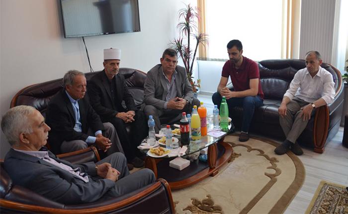 Дамјановски во посета на ИВЗ