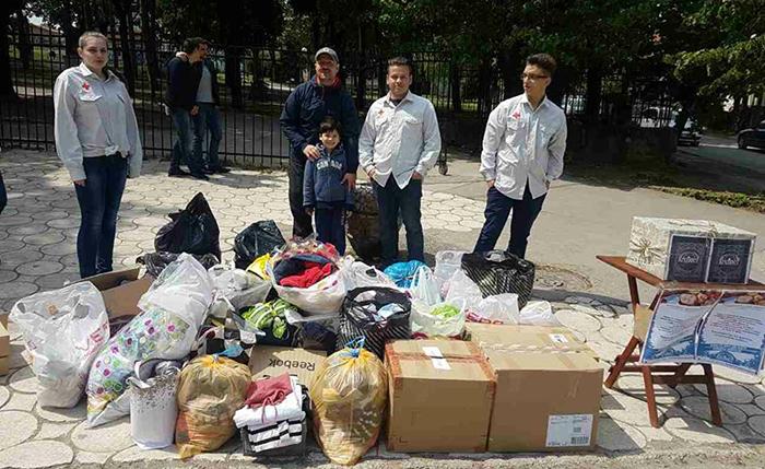 Граѓаните донираа за сиромашните во которските села