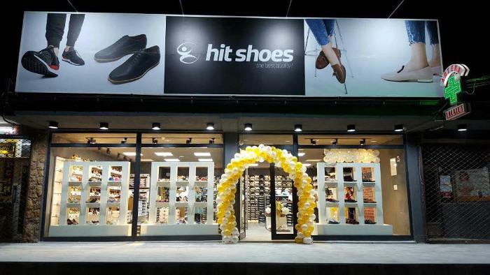 Отворени продавници на познати брендови на Зелениот пазар