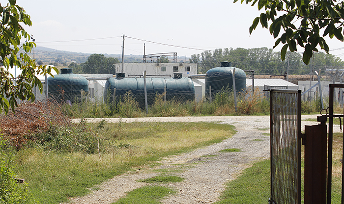 Да се дислоцира пречистителната станица од мигрантскиот камп бараат жителите на Табановце