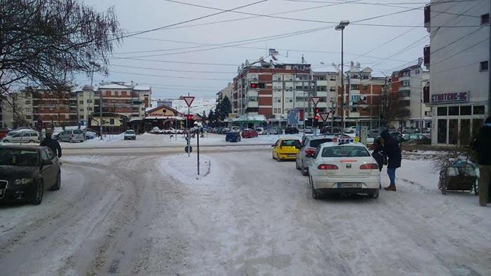 Кривични пријави за газди на фирми за зимско одржување на улиците и вработени во општина Куманово
