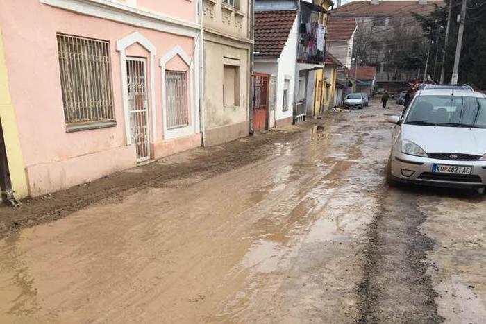 Реконструкција на две улици во централното градско подрачје
