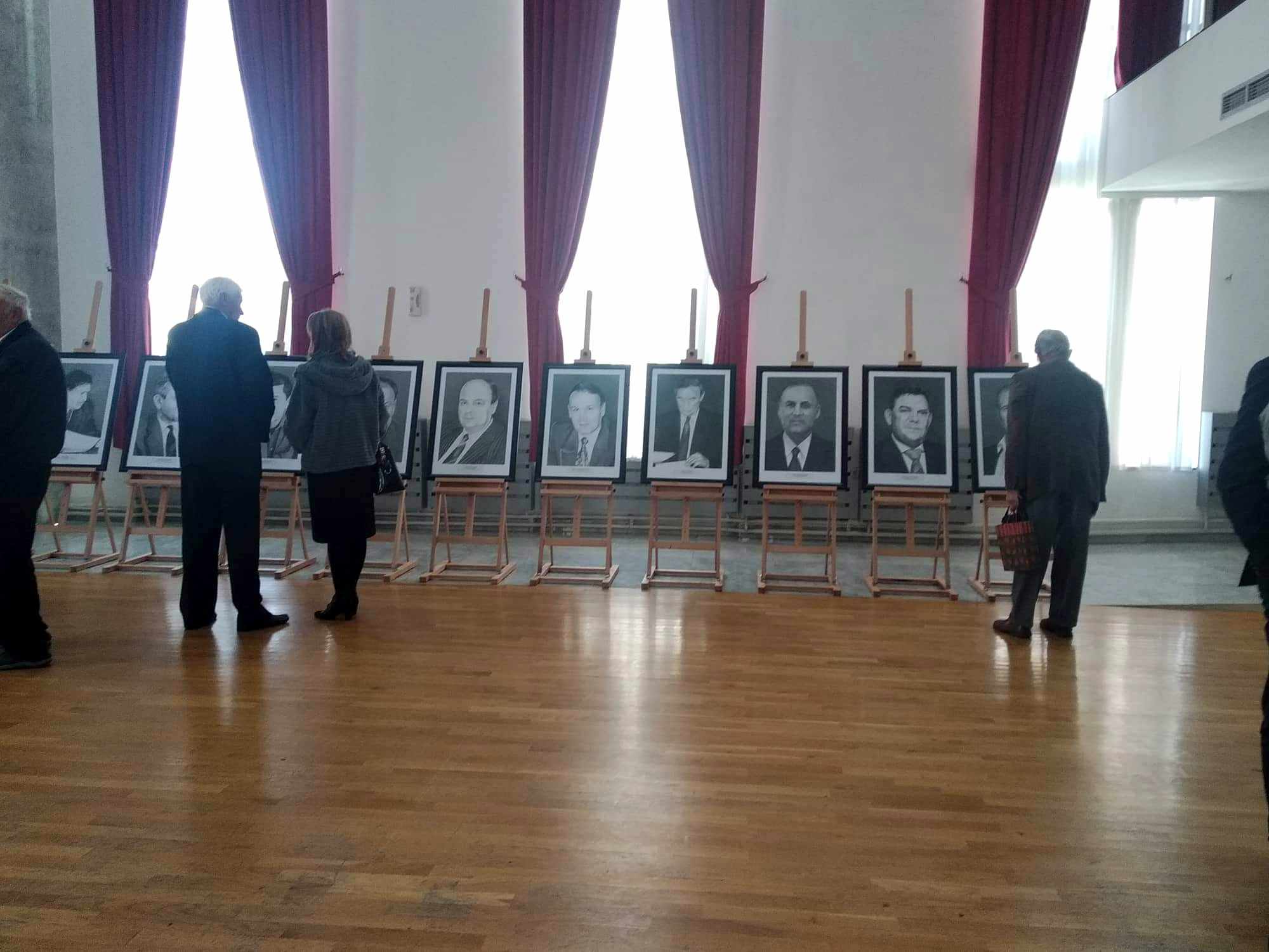 Изложба на портрети на кумановските градоначалници