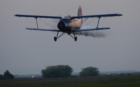 Во четврток авионско прскање против комарци