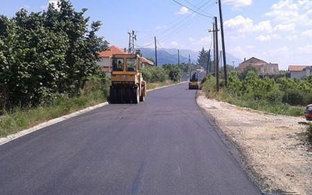 Локалниот пат Доброшане - Шупли Камен ќе добие асфалт