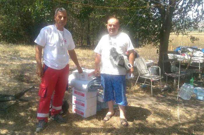 Стефановски апелира за помош од државата и граѓаните