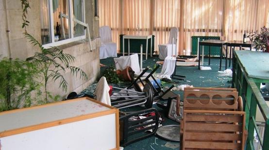 Кривични пријави за кумановци за демолирање ресторан