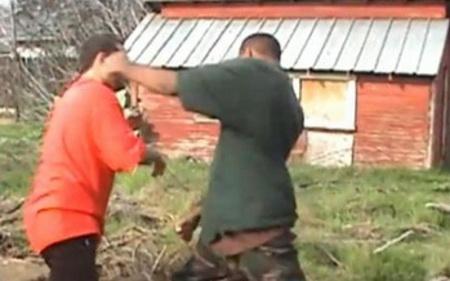 Се скарал со пријателот, па го истепал со стап
