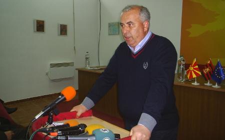 Зоран Ѓорѓиевски од ВМРО-ДПМНЕ кандидат за градоначалник на Куманово