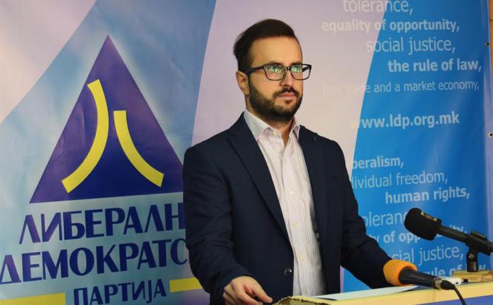 Јаневиќ: Програмата на ДПМНЕ е збирштина од нереализирани проекти