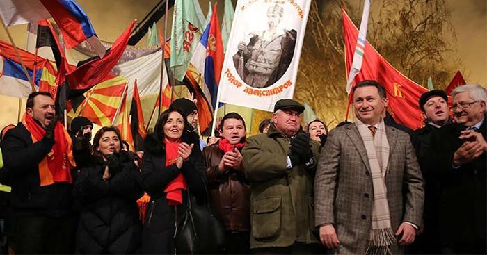 Груевски: Народот ќе гласа за сувереност и цврстина на Македонија