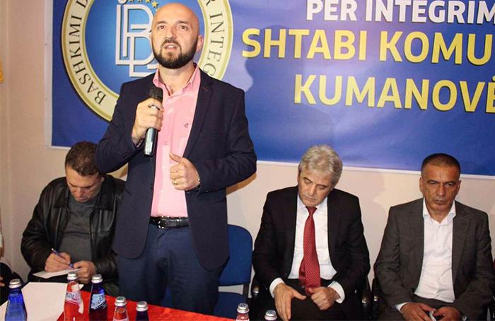 ДУИ се заблагодари на гласачите во Куманово