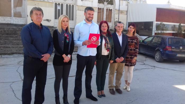 Заштита на спомениците на културата, најави Илиќ