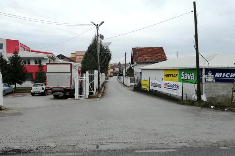 "Отворен нов вулканизерски сервис и продажен салон ""КОЛЕВ Пнеуматик"" во Куманово"