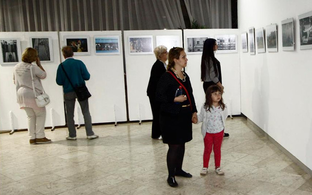 """Отворена изложбата """"Улица 2016"""""""