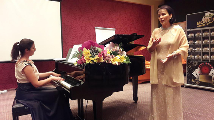 Рецитал на сопран и пијано во Куманово