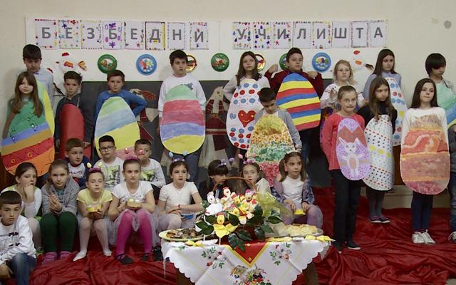 Учениците го прославија Велигден