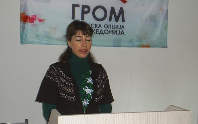 Јовчевска-Ивановска: За една година направивме многу
